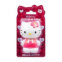 Porta Escovas Protetor De Cerdas Hello Kitty Jadefrog 1 Und -