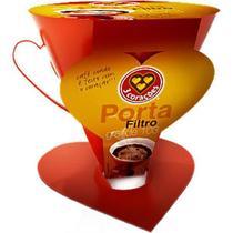 Porta filtro coador de café 103 tres corações -