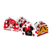 Porta Forminha Minnie Mouse c/50 Regina -