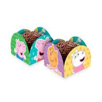 Porta Forminha Peppa Pig Clássica c/50 Regina -