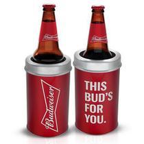 Porta Garrafa 600 ml Budweiser -
