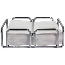 Porta Guardanapos de Papel Tamanho Grande com Suporte Peso em Aço Cromado Alta Qualidade Future -