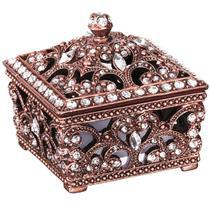 Porta jóias Cobre - Mart