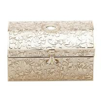 Porta Joias de Zamac Suri Dourado Prestige - Rojemac