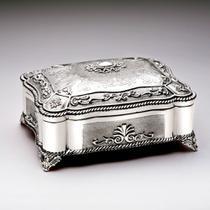 Porta jóias em decorado Prestige 9216 -