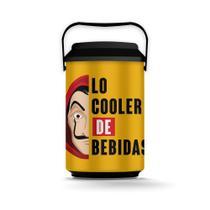 Porta Latas Cooler 10 Latas La Casa de Papel - Beek