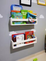 Porta Livro Infantil Kit 2 Peças - Pabimi