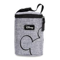 Porta Mamadeira Termica Disney Cinza Babygo 880 -