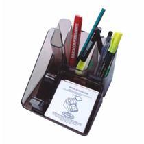 Porta objetos com suporte para fita adesiva graf / un / menno -