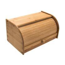 Porta-Pão Bambus Rip 38 cm x 19,5 cm - Home Style -