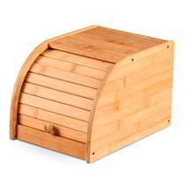 Porta Pão em Bambu Pequeno - Yoi -