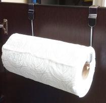 Porta papel toalha de encaixe Cromado - Duler
