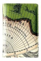 Porta Passaporte Carteira Executiva Documento Viagem Cartões - Federal Time