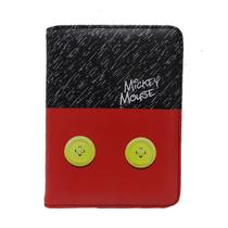 Porta Passaporte Mickey -
