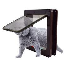 Porta Pet Animais Gato Passagem Cão Portinha - Mec