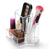 Porta Pincel Porta Batom Organizador Maquiagem - Ns
