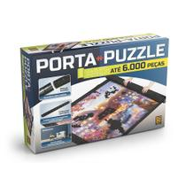 Porta Puzzle Quebra Cabeça Até 6000 Peças Grow -