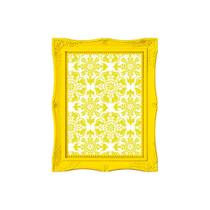 Porta Retrato Amarelo 20 x 25 - Mart