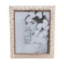 Porta Retrato Branch 20x25 Cm De Latão Prestige -