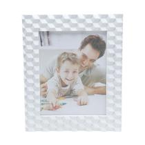 Porta Retrato Branco De Plástico 13 X 18Cm - F9-30165 - Prestige