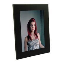 Porta Retrato de Madeira Preto Lisa 15x21 - PR16-8 - Tudoprafoto