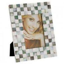 Porta Retrato De Madreperola 10CM x15CM - Decorafast