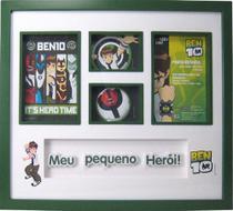 Porta-retrato de parede ben 10 modelo b10pr103 - Yes Brasil