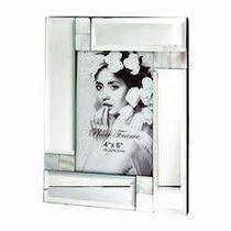 Porta Retrato Espelho 18x23 p/ fotos 10x15 - Decorafast