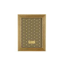 Porta-retrato Mart 20x25cm dourado escovado -