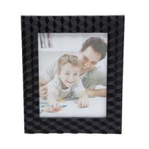 Porta Retrato Preto De Plástico 10 X 15 Cm - F9-30167 - Prestige