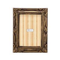 Porta Retrato Retangular Classic Mart Collection 13x18cm Cob -