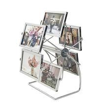 Porta retrato roda gigante para 12 fotos 10x15 35cm - Eu Quero Presentear