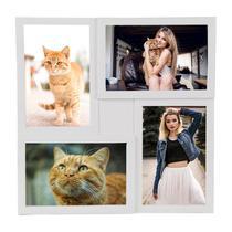 Porta Retrato Sanxia Branco 10x15 - SXYK-2551 - Tudoprafoto