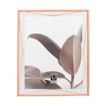 Porta Retrato Umbra Prisma Rosé - 13x18cm -