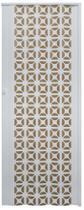 Porta Sanfonada Design PVC Cobogó 70cm - Araforros