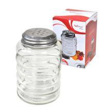 Porta tempero de vidro 11 cm - Wellmix