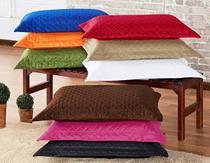 Porta Travesseiro Clean com 2 peças - Aquarela