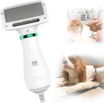 Portátil E Silencioso 2 Em 1 Pet Grooming Secador De Cabelo - CONNECTCELL