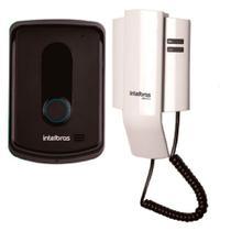 Porteiro Interfone Eletrônico IPR 8010 Residencial Intelbras -