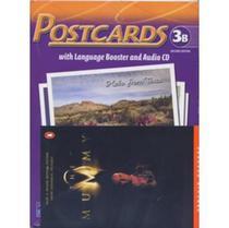 Postcards 3 Sb - With Panguage Booster And Audio CD - Longman -