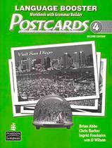 Postcards 4 - Language Booster- 2nd Ed. - Longman -