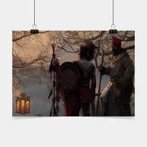 Poster Game Adesivo Age Of Empires I I I PG0009 - Conspecto