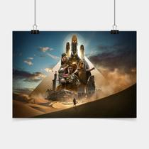 Poster Game Adesivo Assassins Creed Origins PG0125 - Conspecto