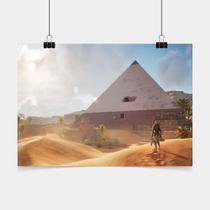 Poster Game Adesivo Assassins Creed Origins PG0126 - Conspecto