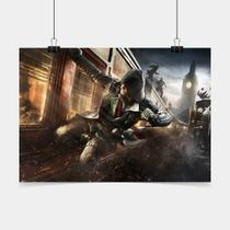 Poster Game Adesivo assassins creed PG0097 - Conspecto
