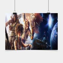 Poster Game Adesivo beyond good and evil PG0223 - Conspecto
