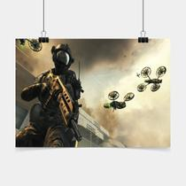 Poster Game Adesivo call of duty black ops PG0272 - Conspecto