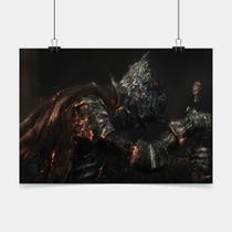 Poster Game Adesivo dark souls dark souls PG0390 - Conspecto