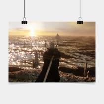 Poster Game Adesivo Dark Souls Dark Souls PG0410 - Conspecto