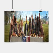 Poster Game Adesivo joseph seed far cry  PG1034 - Conspecto